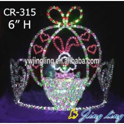 Easter Tiara Crowns Rabbit Crown