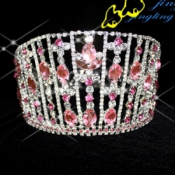 large full round queen exquisite custom tiara