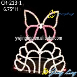 Easter Tiara Crowns Butterfly Shape