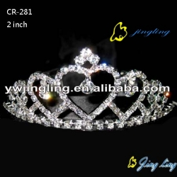 Patriotic Crown Shining Star Shaped