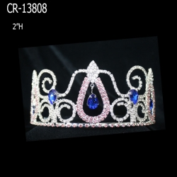 Wholesale Cheap Small Rhinestone Crowns And Tiaras