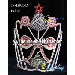 Holiday Crown  Christmas Bell