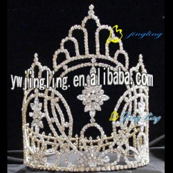 rhinestone pageant crowns for sale