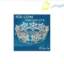 Full Round Crown Flower Shape