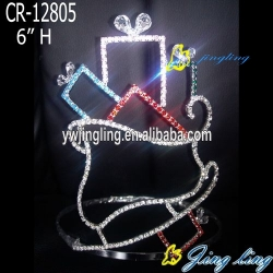 candy crown for Christmas