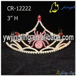 Halloween Crown Spider Shape