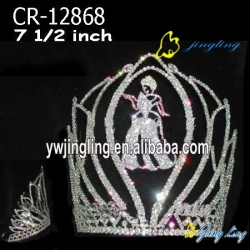 valentine princess tiara pageant crown