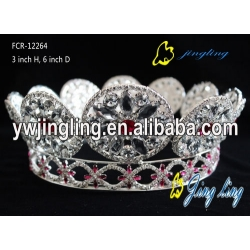 Full Round Crown Flower Shape
