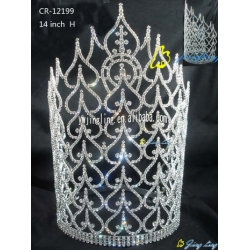 large special tiara pageant crown