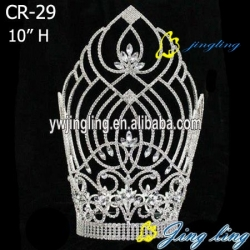 Charm elegence pageant crown
