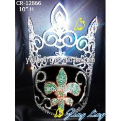 Large Fleur-de-Lis crowns