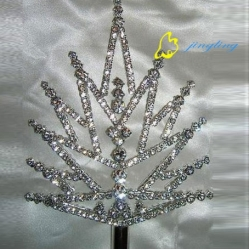 silver double side scepter SC-12