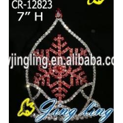 Holiday Crown  Christmas Snow