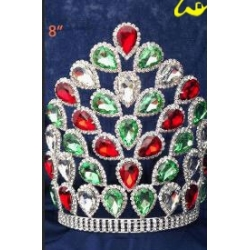large candy bling crown