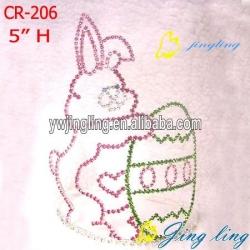 Easter Tiara Crowns Rabbit Egg Crown