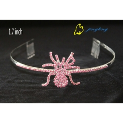 Crown Stock Animal Spider Shape