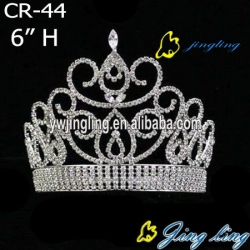 rhinestone queen crowns