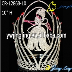 Pageant Crown Princess Crown