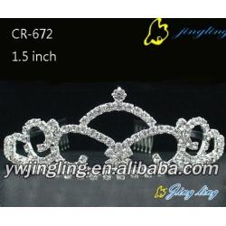 rhinestonetiara pageant crowns CR-672