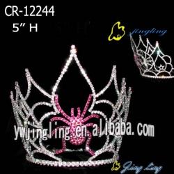 spider tiara halloween holiday crowns