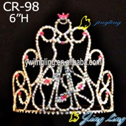beauty girl crowns and tiaras