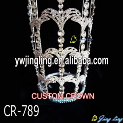 Pageant Crown Big Size Crown