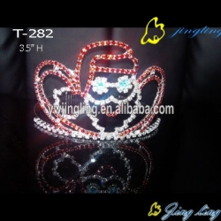Holiday Pageant Crowns Christmas crown