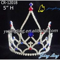 rhinestone crown for saleCR-12018