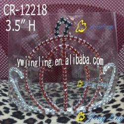 thanksgiving day pumpkin tiara halloween crowns