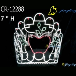 Rhinestone Pageant Crowns
