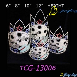 Grown Group Pageant Crown