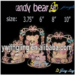 Animal Crown Cute Bear Crown Group
