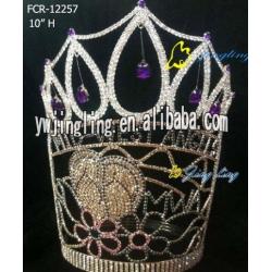 2013 new rhinestone crown