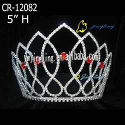 red stone national tiara crowns