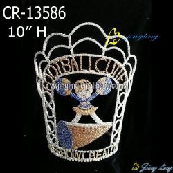 Custom King Crowns Kid Shape