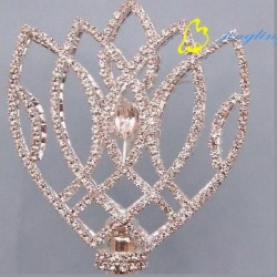 pageant crown scepter SC-09