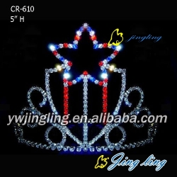 Patriotic Crown Only One Star