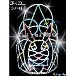 Pageant Crown rabbit