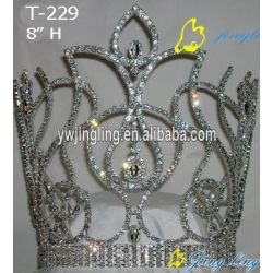 Holiday Pageant Crowns Rose Shape