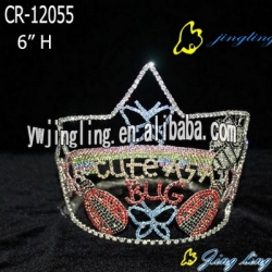 Butterfly animal crown