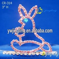 Animal Crown Rabbit Shape
