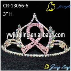Ribbon Crown Blue Color