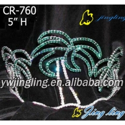 Beauty Pageant Crown Tree shape