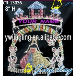 Holiday Crown Christmas Crown