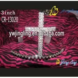 Pageant Crown Cross Shape