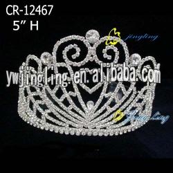 Rhinestone Pageant Crowns