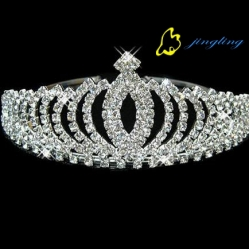 wholesale bridal pageant crown tiara