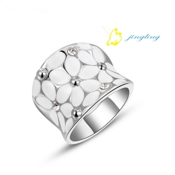 New Fashion Ring Best Selling Rhinestones Ring Fashion Jewelry Ring for Women