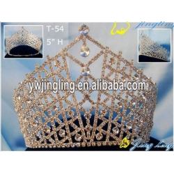 Gold Pageant Crowns