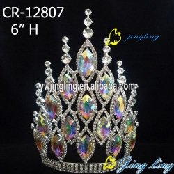 ABstone new design for pageant crown
